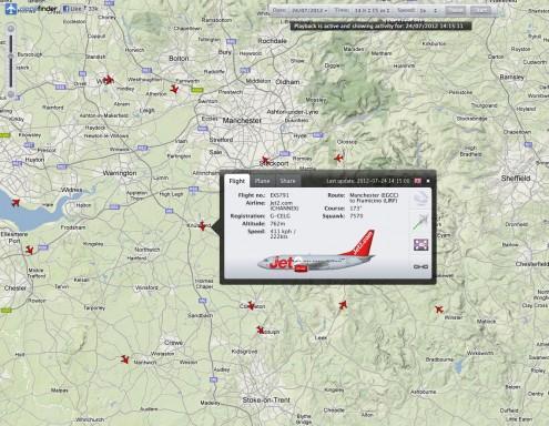 G-CELG Jet2 aircraft Flight Tracker