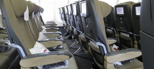 Tips for booking your flight seats